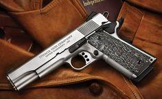 Handgun Review: The Ithaca 1911s