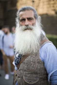 Gandalf - Men's street style! www.mdvstyle.com #mdvstyle #mensfashion #menstyle