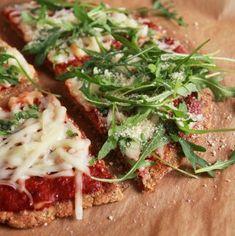 Vláčna tofu omeleta plná zeleniny - rebarbora.blog Tofu, Vegetable Pizza, Meat, Chicken, Vegetables, Blog, Veggies, Vegetable Recipes, Blogging