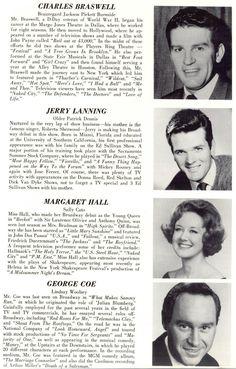 "Angela Lansbury ""Mame"" Beatrice Arthur Winter Garden Theatre Souvenir Program, 1966  8"
