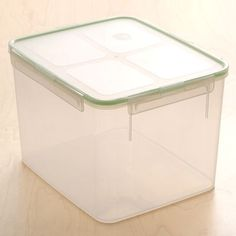 Food Network 29-Cup rectangle storage container $14.99