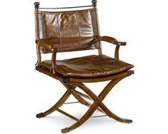 Ernest Hemingway Safari Desk Chair