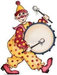 "Photo from album ""Цирк on Yandex. Circus Birthday, Circus Theme, Circus Party, Circus Book, Clown Cirque, Circus Clown, Image Cirque, Clipart Photo, Art Clipart"