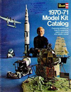 Catalogue Revell - 1970-1971 http://maquettes-avions.hautetfort.com/catalogues/