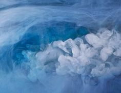 Abstract Photography by Kim Keever