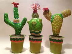 paper mache cactus - - Yahoo Image Search Results