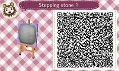 Animal Crossing: New Leaf & HHD QR Code Paths , town-of-veritian:   Winter version! One for snow...