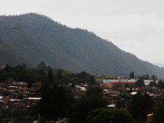 Cerro del Estribo en Pátzcuaro, Michoacán