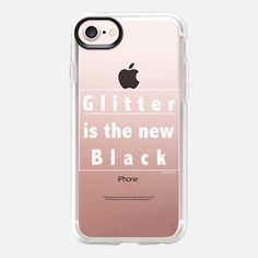 Glitter is the new black - Classic Grip Case