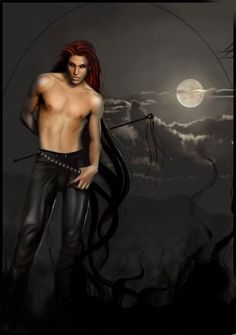 #vampdreams hunting by the full moon