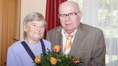 Diamantene Hochzeit: Immer zueinander gestanden | svz.de