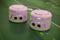 Bei so einem Schmuddelwetter machen unsere neuen kamibots mit ihren leuchtenden Farben wieder richtig gute Laune.