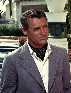 """Cary Grant in """"To Catch a Thief""""."""
