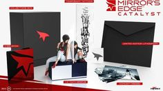 Mirror's Edge Catalyst WOW Collector