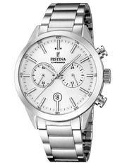 FESTINA Chrono 16826/1 Chronograph, Omega Watch, Festina, Watches, Silver, Shopping, Men Watches, Zapatos, Accessories