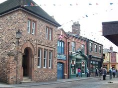 Blists Hill Victorian Town — 19th-century England | 14 Travel Destinations That Are Frozen In Time