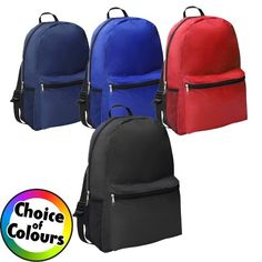 The Peak District Backpack is cost effective and perfect for active promotional drives!