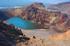 Вулкан Горелый, Камчатка - фотографии, описания достопримечательностей, советы путешественникам