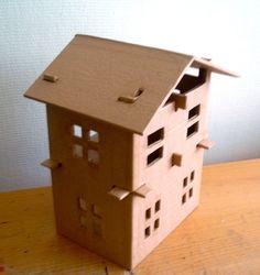 casita desmontable https://www.facebook.com/recyclarte.carton