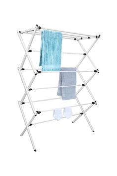 Clothes Drying Rack Walmart Gorgeous Whitmor Expandable Drying Rack  Dorm  Pinterest  Dorm Inspiration Design