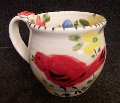 Don Swanson Ceramic Coffee Cup