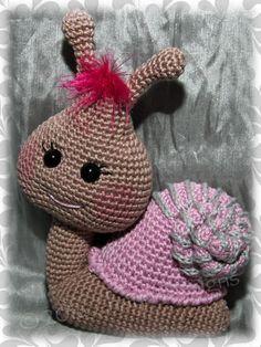 Die 81 Besten Bilder Von Snailscrochet Snails Crochet Toys Und