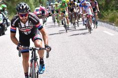 Tour de France 2015: Stage 17 Simon Geschke attacks the breakaway during stage 17