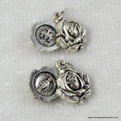 Virgin Mary Miraculous Medal Double Sided Locket by unbreakablerosaries.com, $12.00