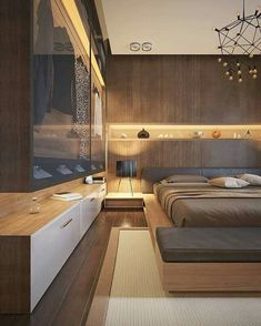 Trendy bedroom wardrobe design dream homes ideas Luxury Bedroom Design, Modern Master Bedroom, Master Bedroom Design, Trendy Bedroom, Home Bedroom, Master Bedrooms, Bedroom Designs, Bedroom Ideas, Modern Luxury Bedroom