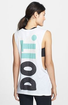 Nike 'Signal' Muscle Tank ... nike and nordstrom don't have my size :(