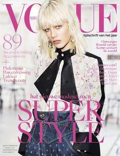 Maart 2017 - Vogue Nederland