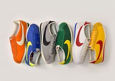"""#sneakers #news  Nike Brings Out Six Colorways Of The Cortez For """"Athletics West"""" Pack"""