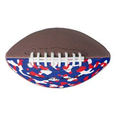 Patriotic Assembly Camouflage - Rasha Stokes Football - love gifts cyo personalize diy