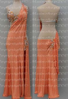 Ballroom Party Cocktail Everyday Standard Tango Waltz Dance Dress US 8 UK 10 Ballroom Costumes, Belly Dance Costumes, Latin Ballroom Dresses, Latin Dresses, Ballroom Dancing, Baile Latino, Salsa Dress, Dance Outfits, Hot Outfits
