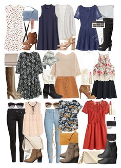 Lydia Inspired H&M Outfits by veterization on Polyvore featuring polyvore, fashion, style, H&M, GE and clothing