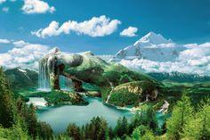 H.P. Kolb - Magic Mountain
