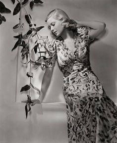 The Last of the WAMPAS Baby Stars – A Look Back To Glamorous Beauty of Mary Carlisle in the 1930s ~ vintage everyday
