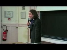1 - Kick-off afternoon : introduction and welcoming word by Cédric Villani - YouTube