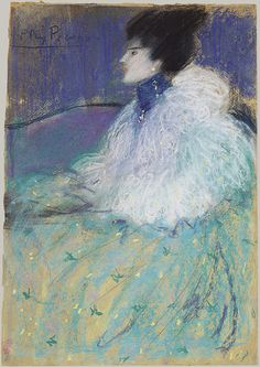 Pablo Picasso: Woman in Green (61.85) | Heilbrunn Timeline of Art History | The Metropolitan Museum of Art