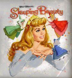 1966 Sleeping Beauty poster