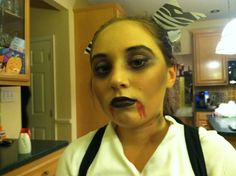 Zombie cheerleaders | Fun foods | Pinterest | Zombie cheerleader