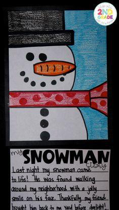 FREE Snowman Directe