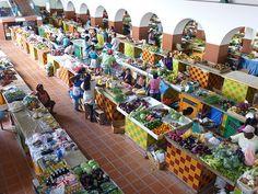 Cheapside Market, Bridgetown, Barbados