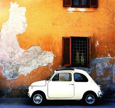 Fine Art Photographs from Architecture, Landscapes Flower, Ireland, Italy and Classic Car photograph portfolios. Fine Art Photo, Photo Art, Car Photography, Landscape Photography, Fiat 500c, Bond Cars, Cute Cars, My Dream Car, Rome Italy
