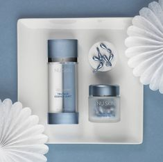 Some things are just better together Our famous anti-ageing duo from is no Firming Cream, Skin Firming, Anti Aging Cream, Anti Aging Skin Care, Nu Skin Ageloc, Serum, Home Remedies For Skin, Tighter Skin, Skin Routine