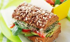 Panino vegano la ricetta per il pic nic di Ferragosto! | 100% green kitchen