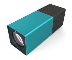 Camera_electric_blue