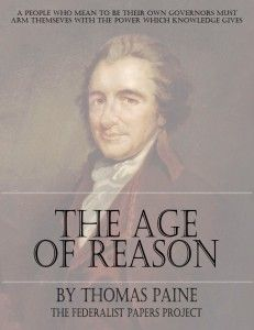 What were Thomas Paine's arguments supporting anti-slavery?