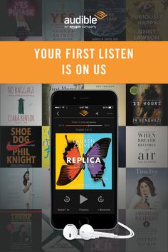 Try Audible with a FREE audiobook of your choice! Experience books in a whole new way.