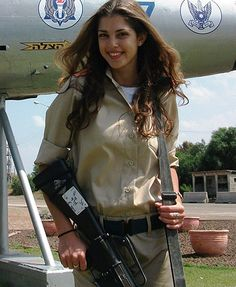 WOMEN OF THE IDF: Israeli Girls                                                                                                                                                     More